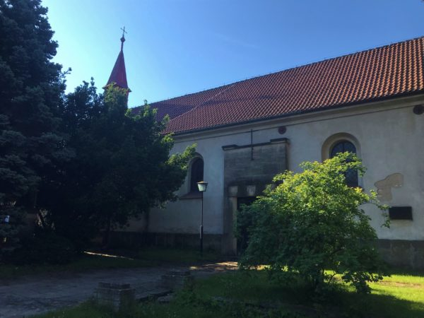 Kostel Všetaty