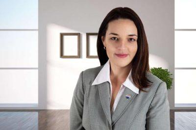 Ing. Dana Rambousková, realitní makléř REMAX Alfa
